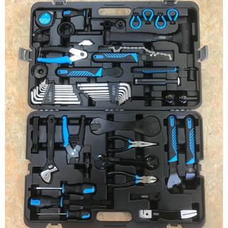 【SALE】シマノPROツールBOXラージセット サイズ57×37×11cm(工具/メンテナンス)