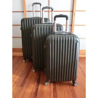 展示品(H)★L.M.Sの3点セット★増量機能あり★スーツケース★キャリー(トラベルバッグ/スーツケース)