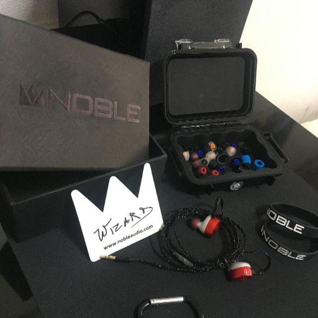 Noble(ノーブル)のNoble Audio Kaiser 10U Aluminium スマホ/家電/カメラのオーディオ機器(ヘッドフォン/イヤフォン)の商品写真