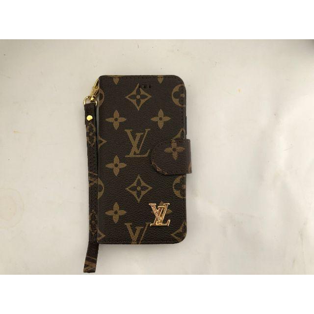 iphone7 case brand | LOUIS VUITTON - iphone X 携帯電話保護ケース 手帳型 ケースの通販 by 松永 直美's shop|ルイヴィトンならラクマ