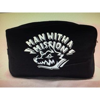 MAN WITH A MISSION - MAN WITH A MISSION ポーチ