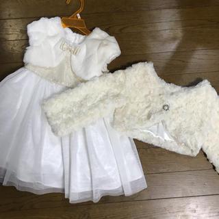 子供ドレス セット 90センチ(ドレス/フォーマル)