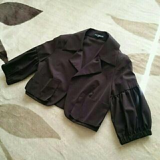 フォクシー(FOXEY)のFOXEY  ブラウンのジャケット♪(テーラードジャケット)