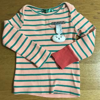 アニカ(annika)のannikaボーダーロンT(Tシャツ)