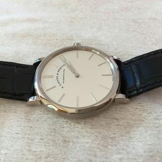ランゲアンドゾーネ(A. Lange & Söhne(A. Lange & Sohne))のランゲ&ゾーネ サクソニア フラッハ 201.027 オートマチック (腕時計(アナログ))