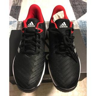 アディダス(adidas)のアディダス バリケードコードコート サイズ25cm(シューズ)