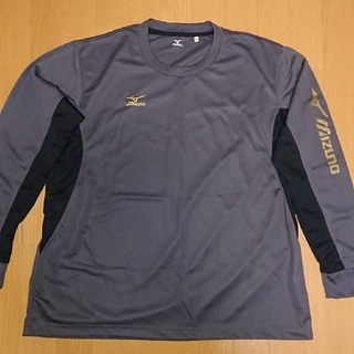 ミズノ(MIZUNO)の未使用 MIZUNO 長袖Tシャツ ☆ メンズ 2L(Tシャツ/カットソー(七分/長袖))