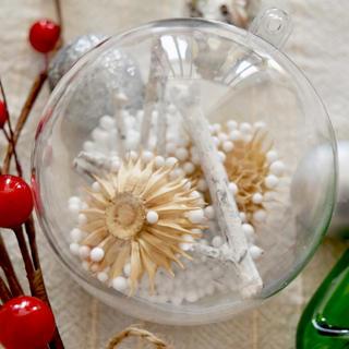 フランフラン(Francfranc)の⑤ イルミネーション クリスマス オーナメント オブジェ 造花 お芋の森(その他)