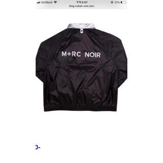 エムピウ(m+)のm+rc noir BLOCK JACKET(ナイロンジャケット)