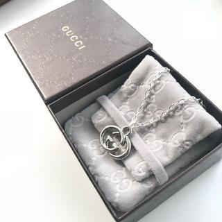 b494a15574ff グッチ(Gucci)の正規品 GUCCI グッチ シルバー ネックレス チャーム 即購入大歓迎