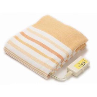 【日本製!】洗える 電気敷き毛布 (130×80cm)(ホットカーペット)