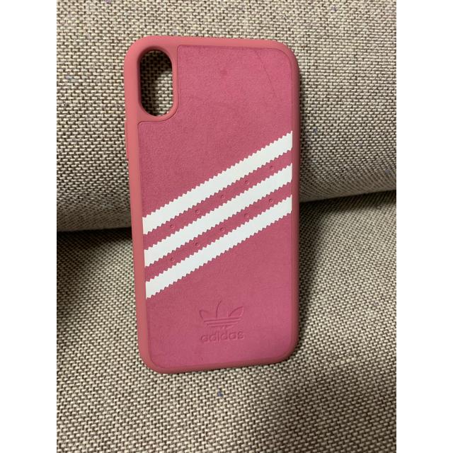 adidas(アディダス)のiPhone XRケース  アディダス スマホ/家電/カメラのスマホアクセサリー(iPhoneケース)の商品写真