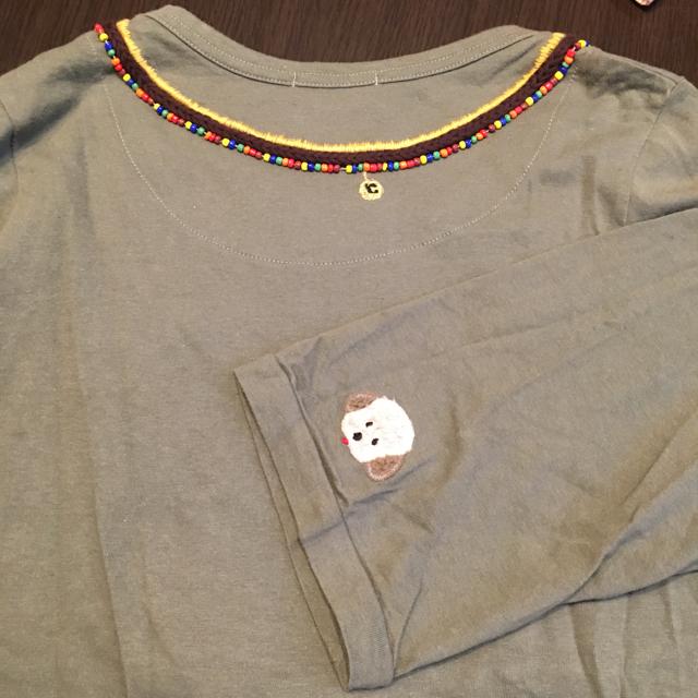 rough(ラフ)のrough カットソー 二枚組 レディースのトップス(カットソー(半袖/袖なし))の商品写真