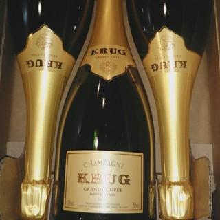 クリュッグ(Krug)のあははは様専用(シャンパン/スパークリングワイン)