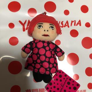 ⚫︎専用です⚫︎草間彌生 YAYOIちゃん人形(キーホルダー)
