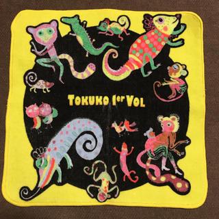 トクコプルミエヴォル(TOKUKO 1er VOL)のTOKUKO 1er  VOL タオルハンカチ(ハンカチ)