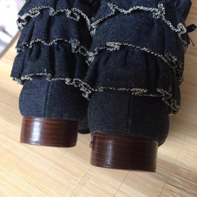 PINK HOUSE(ピンクハウス)の【値下げ】PINK HOUSE 2wayブーツ レディースの靴/シューズ(ブーツ)の商品写真