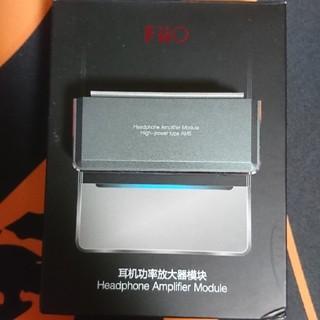 Fiio X7 AM5(アンプ)