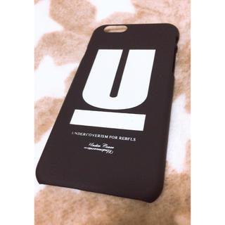 アンダーカバー(UNDERCOVER)のundercover♩¨̮iPhoneケース7,8(iPhoneケース)