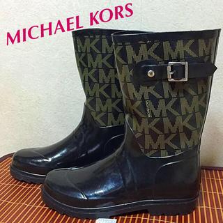 マイケルコース(Michael Kors)のこばとんさま専用MICHAELKORS(レインブーツ/長靴)