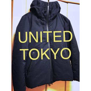 ステュディオス(STUDIOUS)の【さんせん様専用】UNITED TOKYO ダウン ネイビー 1(ダウンジャケット)