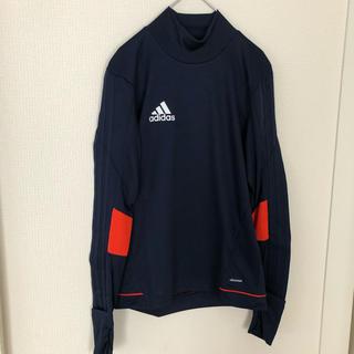 アディダス(adidas)のadidas タートルネック ジャージシャツ(Tシャツ/カットソー(七分/長袖))