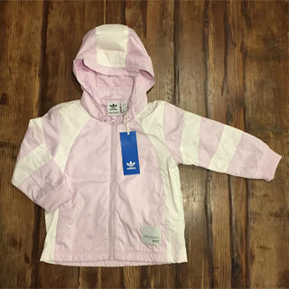 アディダス(adidas)のadidas Originals INFANT EQT WINDBREAKER(ジャケット/上着)