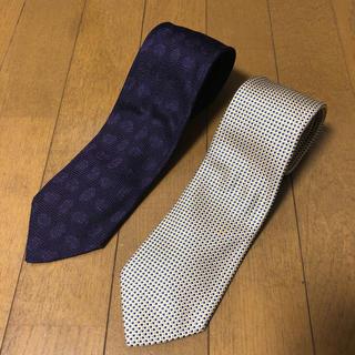 ステファノビジ(STEFANOBIGI)のステファノビジ  ネクタイ  2本セット(ネクタイ)