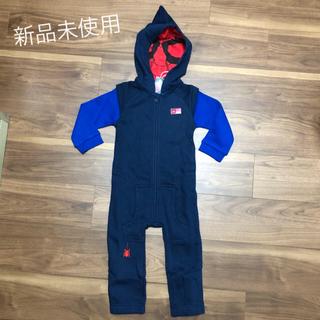 アディダス(adidas)のアディダス ディズニーコラボ スパイダーマン(ロンパース)