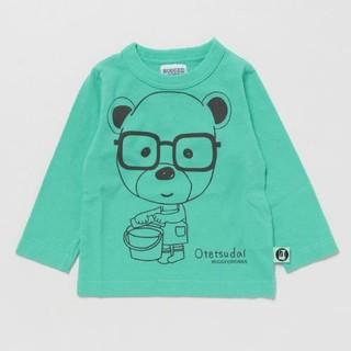 ラゲッドワークス(RUGGEDWORKS)のRUGGEDWORKS クマお手伝い ロングTシャツ(Tシャツ)