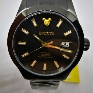 ディズニー(Disney)の新品送料込 限定モデル invicta インビクタxミッキー セイコー自動巻(腕時計(アナログ))