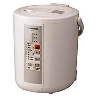 象印 - ●EE-RM35 スチーム式加湿器 ホワイト 白 ZOJIRUSHI