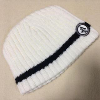 volcom - 美品! ボルコム ニット帽 VOLCOM スノーボード ウインタースポーツ