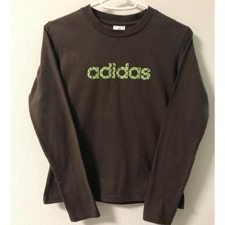 アディダス(adidas)のadidasTシャツ(Tシャツ(長袖/七分))