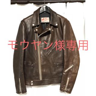 ルイスレザー(Lewis Leathers)の値下げ中 アディクトクローズ  ADDICT CLOTHES サイクロン (ライダースジャケット)