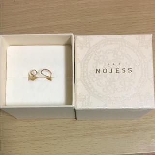 ノジェス(NOJESS)の5%クーポン使えます‼️ [ノジェス] 【K10ゴールドリング】 指輪(リング(指輪))
