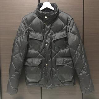 ルイヴィトン(LOUIS VUITTON)のルイヴィトン 定番大人気 ダウンジャケット 袖取り外し可能 サイズ人気のM(ダウンジャケット)
