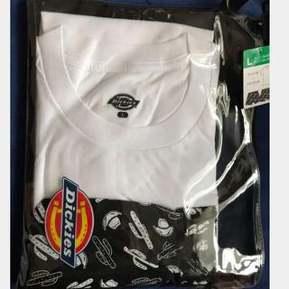 ディッキーズ(Dickies)の[新品] ディッキーズ Tシャツ&トランクス L  下着2点セット(トランクス)