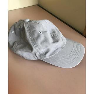 ケービーエフ(KBF)のKBF キャップ 帽子 ベースボールキャップ グレー(キャップ)
