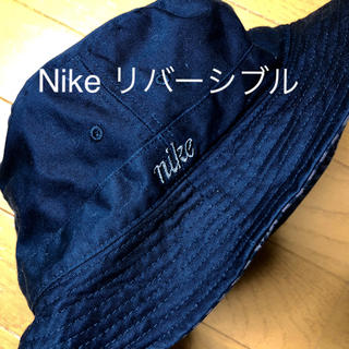 ナイキ(NIKE)のNike リバーシブルハット(ハット)
