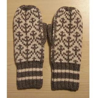 サマンサモスモス(SM2)のSM2 手袋 グレー(手袋)