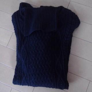ムジルシリョウヒン(MUJI (無印良品))の無印 ウールニット L(ニット/セーター)