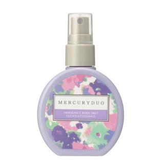 マーキュリーデュオ(MERCURYDUO)のマーキュリーデュオ フレグランスボディミスト ルシャスエレガンスの香り(香水(女性用))