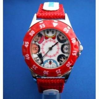 ドラえもんダイバーウォッチRD-キャラクター腕時計(腕時計)
