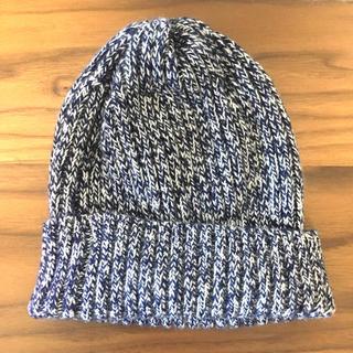 ムジルシリョウヒン(MUJI (無印良品))の無印 ニット帽(ニット帽/ビーニー)