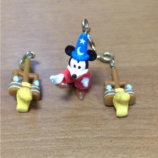 ディズニー(Disney)のミッキー  チャームセット(チャーム)