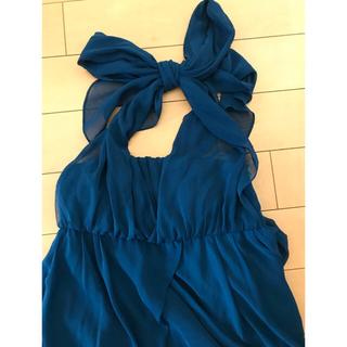 デンドロビウム(DENDROBIUM)のバビロン ドレス(ミディアムドレス)