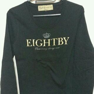 エイトバイ(Eight by)のeight by  ロングTシャツ(Tシャツ(長袖/七分))