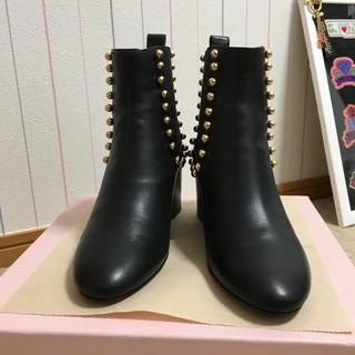 最終値下げ‼︎【number twenty-one 】ブーツ