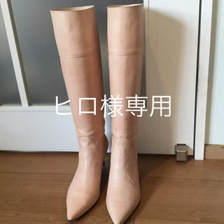 ミナペルホネン(mina perhonen)のLuiのブーツ(ブーツ)